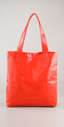 Cheap Monday Slouch Patent Tote