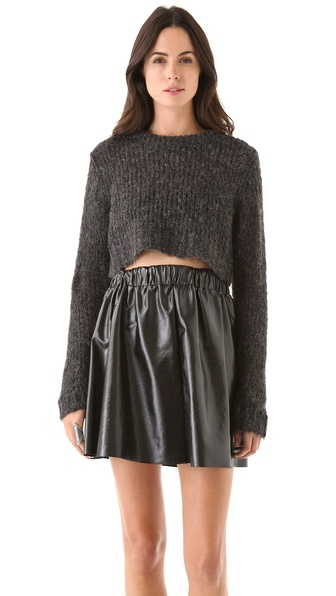Cheap Monday Truncate Sweater