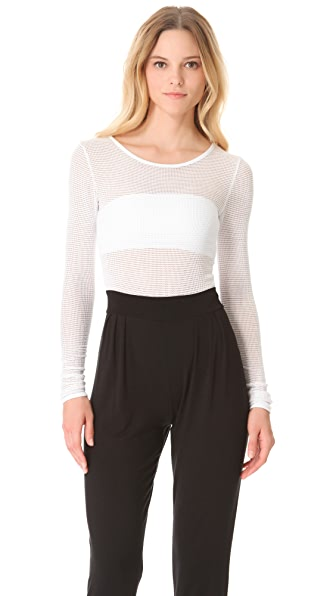 Cheap Monday Neve Bodysuit