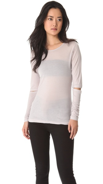 Cheap Monday Blaine Long Sleeve Tee