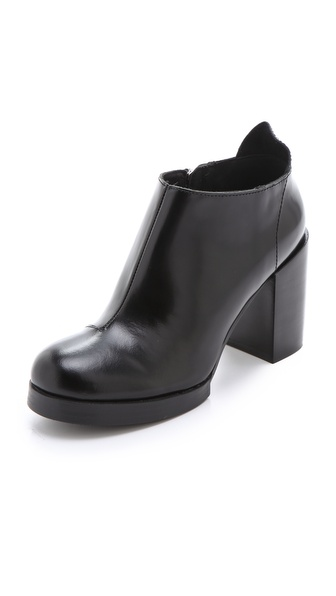 Cheap Monday Layer Heel Booties