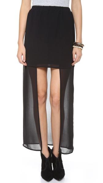 Cheap Monday Longer Skirt