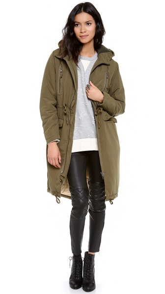 Cheap Monday Prim Parka