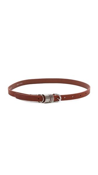 Cheap Monday Multi Ring Belt