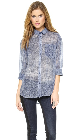 Cheap Monday Check Shirt