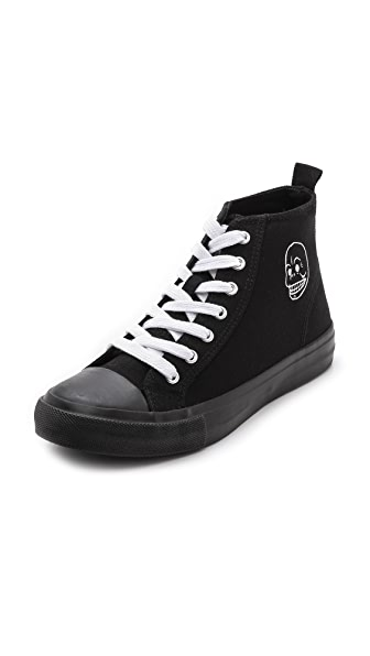 Cheap Monday Base High Top Sneakers