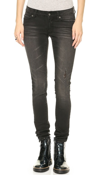 Cheap Monday Slim Throwback Jeans