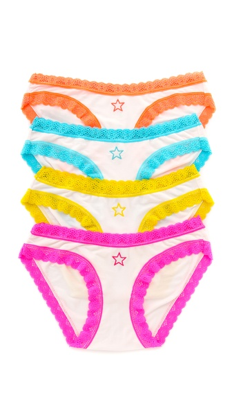 Cheek Frills Hero Star Knicker Set