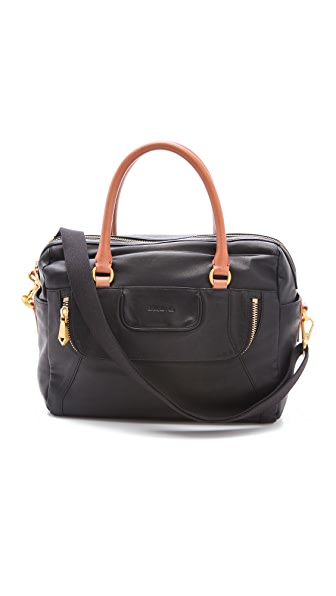 Christopher Kon Alyson Two-Tone Satchel