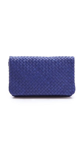 Christopher Kon Ellena Woven Clutch