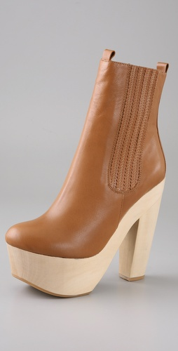 Chloe Sevigny for Opening Ceremony Mary Jo Platform Booties