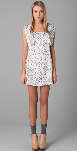 Chloe Sevigny for Opening Ceremony Winnie Sailor Baby Doll Dress