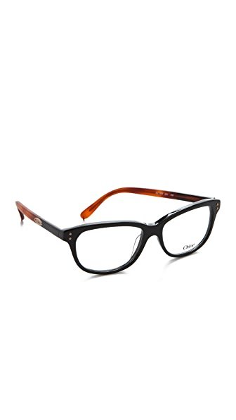 Chloe Rivet Tip Glasses
