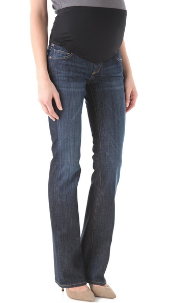 Citizens Of Humanity Kelly Boot Cut Maternity Jeans - Pacific at Shopbop
