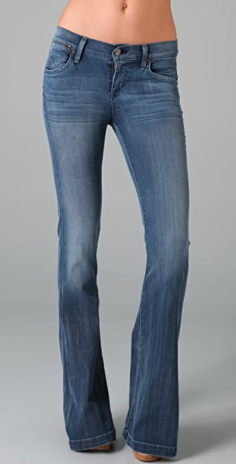 Citizens of Humanity Devote Rocker Ultra Flare Jeans