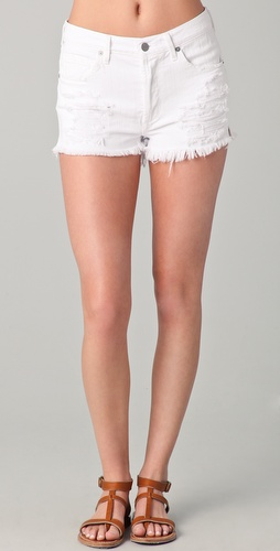 Citizens of Humanity Chloe High Waist Cutoff Shorts