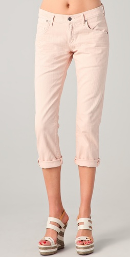 Citizens of Humanity Dylan Cropped Jeans