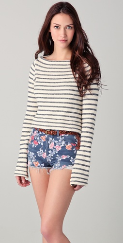 Citizens of Humanity Marlo Crop Sweater