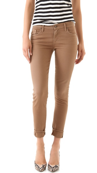Citizens of Humanity Thompson Mid Rise Skinny Jeans