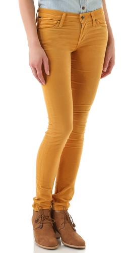 Shop Citizens of Humanity Avedon Velour Skinny Pants and Citizens of Humanity online - Apparel,Womens,Bottoms,Pants,Trousers, online Store