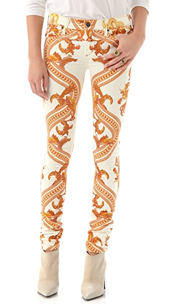 Citizens of Humanity Avedon Rococo Print Pants