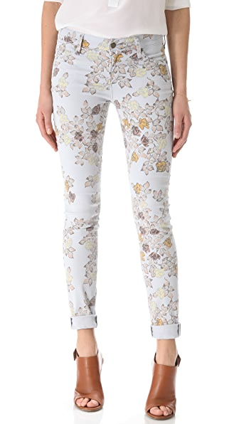 Citizens of Humanity Avedon Rose Print Pants