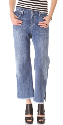 Citizens of Humanity Ines Crop Jeans