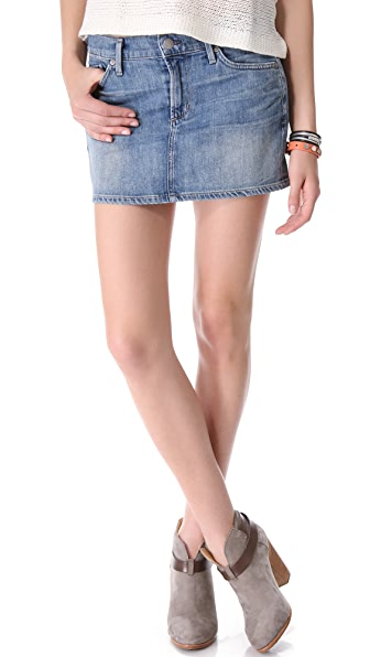 Citizens of Humanity Elie Miniskirt