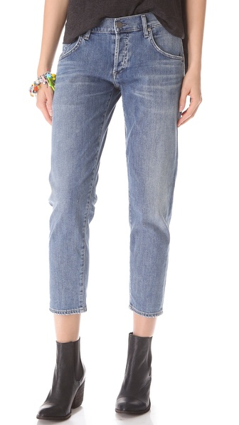 Citizens of Humanity Skyler Loose Crop Jeans