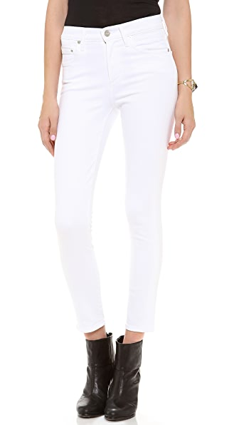 Citizens of Humanity Crop Rocket High Rise Skinny Jeans