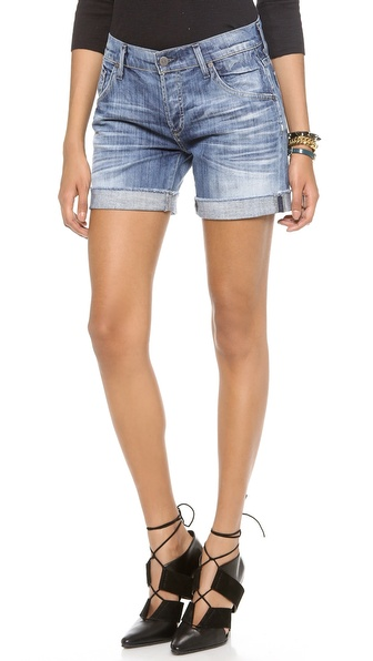 Citizens Of Humanity The Skyler Shorts - Serenity at Shopbop / East Dane