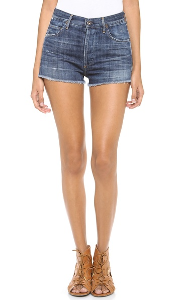 Citizens Of Humanity Premium Vintage Chloe Shorts - Union at Shopbop / East Dane