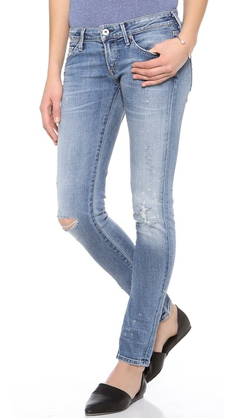 Citizens Of Humanity Premium Vintage Racer Skinny Jeans - Crosby at Shopbop / East Dane