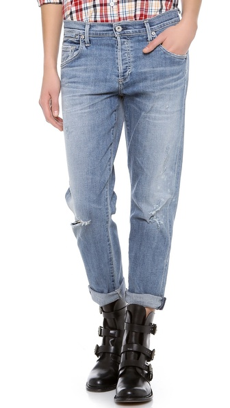 Citizens of Humanity The Emerson Slim Boyfriend Jeans