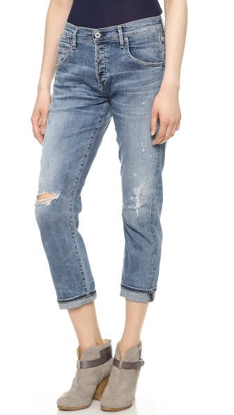 Citizens Of Humanity Premium Vintage Emerson Slim Boyfriend Jeans - Crosby at Shopbop / East Dane
