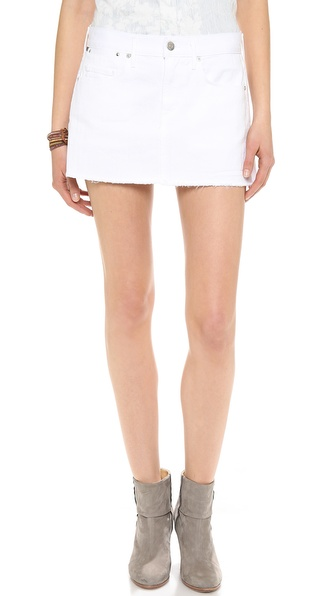 Citizens Of Humanity The Daria Miniskirt - Stark at Shopbop / East Dane