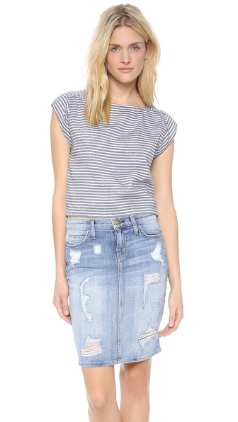 Citizens Of Humanity The Odette Top - Sail Stripe at Shopbop / East Dane