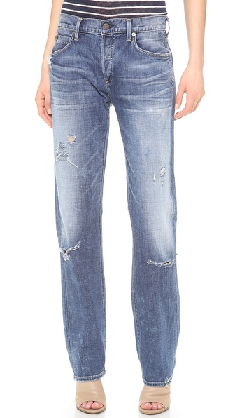 Citizens Of Humanity The Frankie Jeans - Nirvana Dark at Shopbop / East Dane