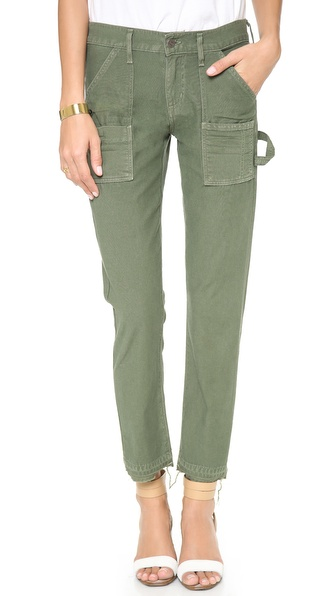 Citizens Of Humanity The Leah Pants - Fatigue at Shopbop / East Dane