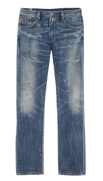 Citizens of Humanity Core Slim Straight Jeans