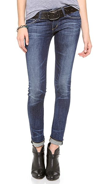Citizens of Humanity Racer Lowrise Skinny Jeans