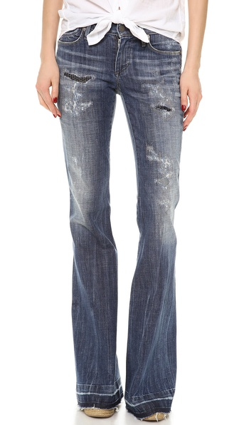 Citizens Of Humanity Charlie Super Flare Jeans - Gypsy at Shopbop / East Dane
