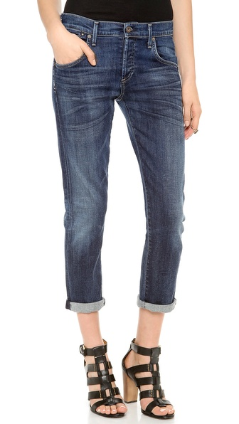 Citizens of Humanity Emerson Slim Ankle BF Jeans
