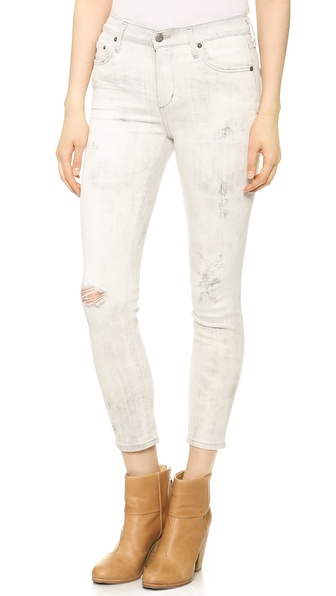 Citizens Of Humanity Rocket Crop Jeans - Fire Grey at Shopbop / East Dane