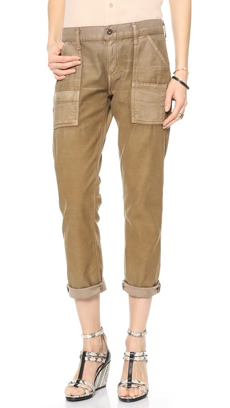Citizens Of Humanity Leah Pants - Fade Beige at Shopbop / East Dane