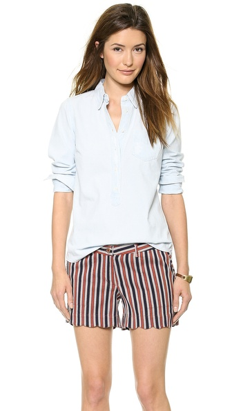 Citizens Of Humanity Avery Shirt - Panama at Shopbop / East Dane