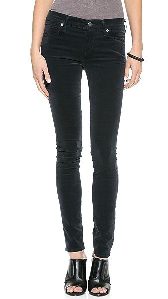 Citizens of Humanity Avedon Skinny Velveteen Jeans