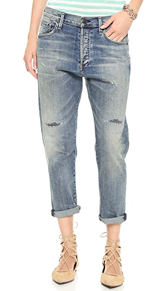 Citizens of Humanity Premium Vintage Corey Crop Jeans