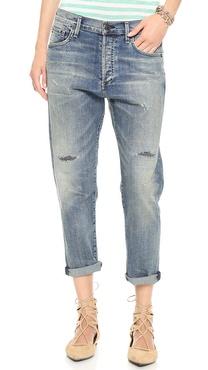 Citizens of Humanity Premium Vintage Corey Crop Jeans
