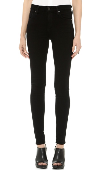 Citizens Of Humanity Rocket Skinny Jeans - Axel